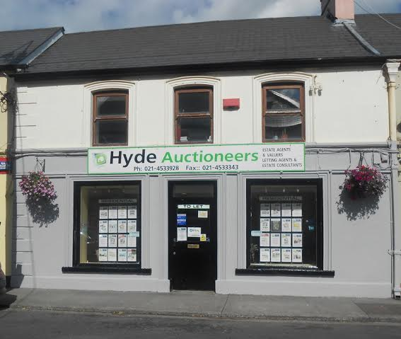 Hyde Auctioneers, Office in Carrigtwohill, Cork